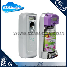 automatic fragrance dispenser automatic lcd aerosol dispenser automatic perfume dispenser from Shenzhen