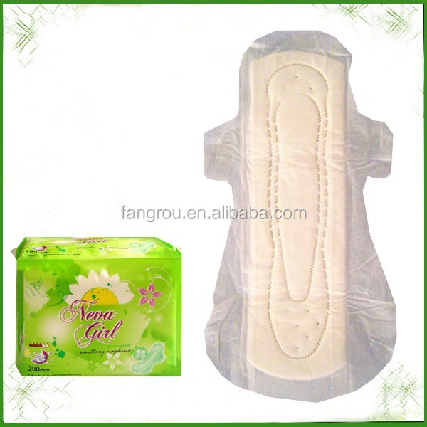pads woman sanitary products