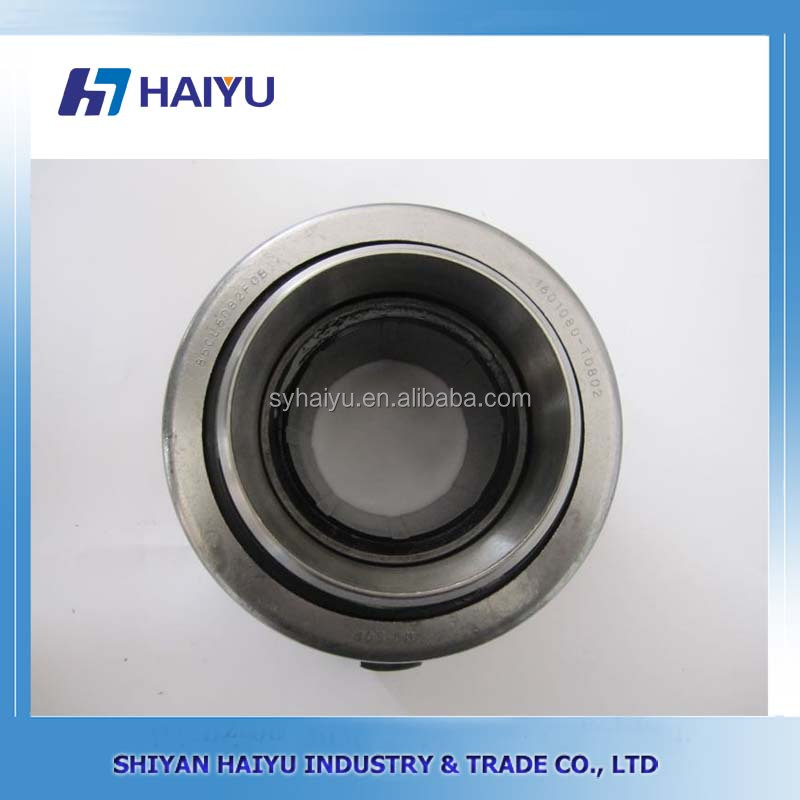 cheap truck 6L series diesel engine clutch release bearing 1601080-T0802