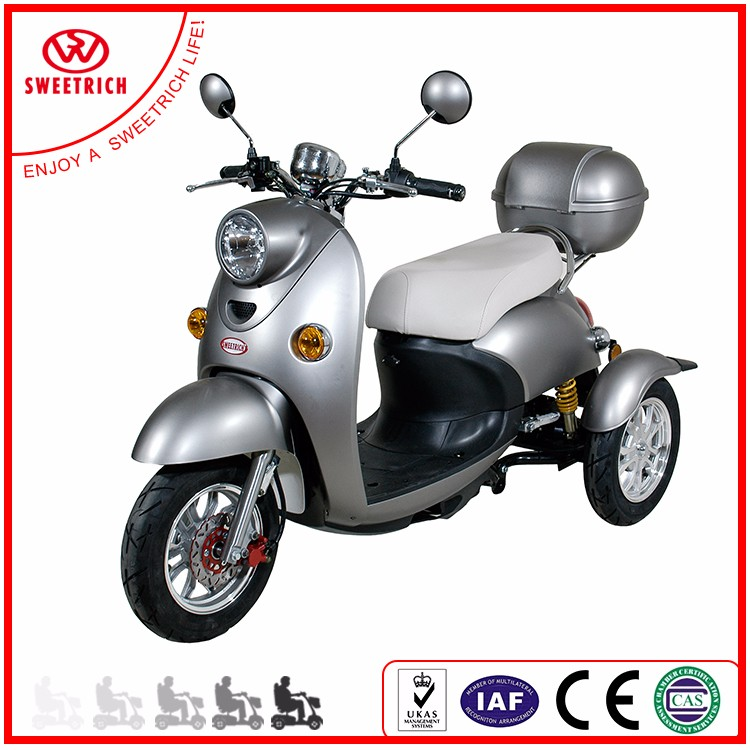 High Quality New Design 3 wheel mobility scooter