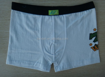 white cheap boys underwear