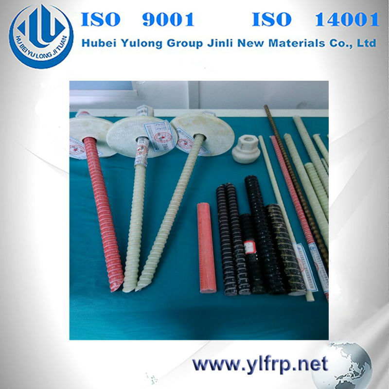 FRP Bolt Building Construction Material