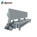 Y-tong technology concrete core cutting machine for aac panel plant made in Dongyue