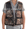 New Style Multi-pocket Outdoor Camo Chest Mesh Fishing Vest