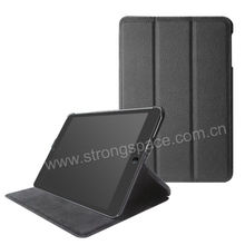 Hot sale book leather CASE for IPAD MINI