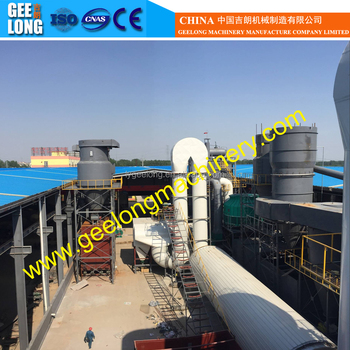 Full automatic particle board production lnie, particle board forming machine