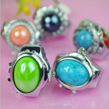 2014 rainbow high quality wholesale finger ring watches quartz,women rhinestone watches hot selling