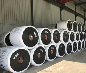 PVC Weave Whole Core Fire Resistant Conveyor Belt For Mining 680S