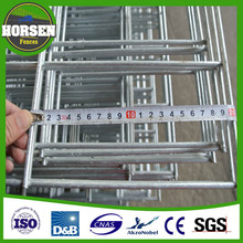 Standard size 2x2 Welded Mesh Technique Construction Wire Mesh Panel