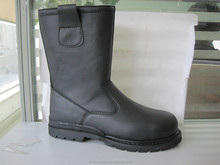 goodyear welted safety high boots