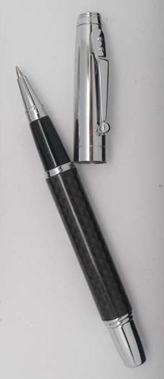 Hot Selling Carbon Fiber Pen For Promotion,Gift Metal Ballpoint Pen,Metal Pen For Office