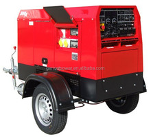 China manufacturer Mobile Diesel 500AMP Welding Generator