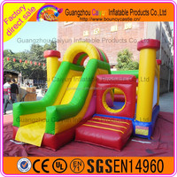 Kids commercial fairground inflatable bouncer jumping castle bounce house