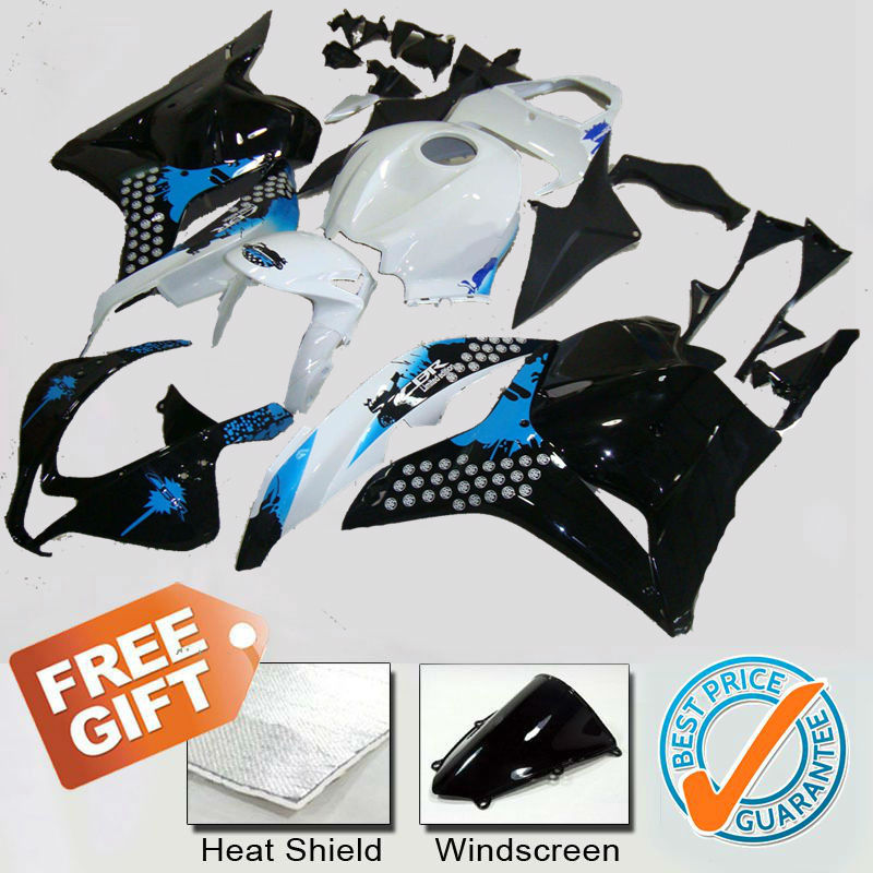 CBR600RR F5 2009 2010 2011 2012 motorcycle fairing kit body kit body work