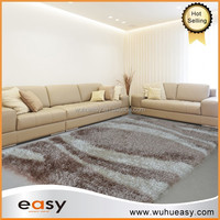 China Products Shaggy Decoration Long Hair Carpet