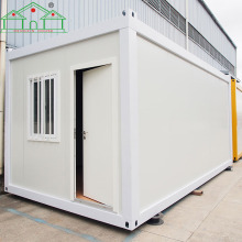 Factory wholesale 20ft frame bungalow foldable container house