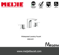 Chrome Finish Handle Bath Shower And Tub Faucet UPC