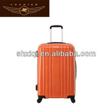 travel luggage abs pc trolley cases 2012