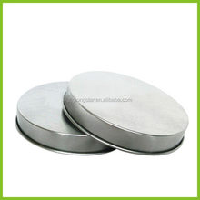 Contemporary useful aluminum peel off lid
