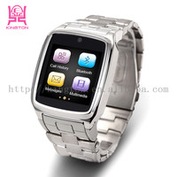 2016 fashion stainless steel GPS phonecall smart phone