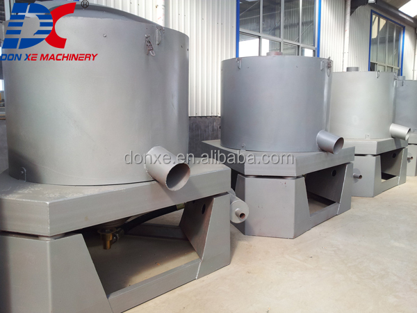 Fine gold Knelson gravity concentrator,gold centrifugal concentrator