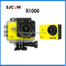 Upgrade SJ4000 WiFi ! Original SJCAM X1000 WiFi 2inch LCD Screen New Interface Novatek 96660 30M Waterproof Sport Action Camera
