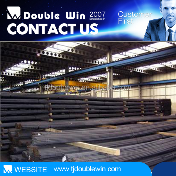 Deformed Steel Bar HRB500 Alloy Steel Rebars