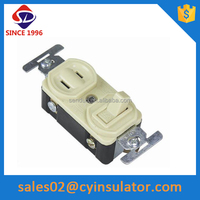 china electric switch and socket antique type