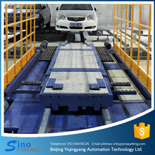 SINOPARKING PPY fully automatic shuttling car parking system