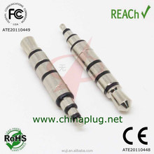 Useful 23.5L 3.5mm nickel plated plug for mobile phone earphone jack plug accessories