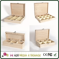 wood craft Customized Shape Keepsake Storage