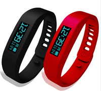 2014 new intelligent wearable devices bluetooth smart healthy wristband waterproof smart bracelet