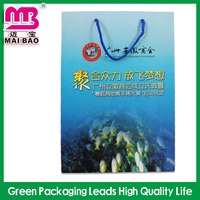 non toxic OEM production customized grape paper bag