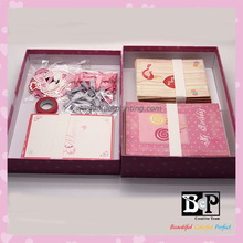 Complete Card Making Die Cut Shape Decoration Paper Material Scrapbooking Kit For Handmade