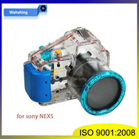 OEM colorful digital camera cover plastic injection mould factory