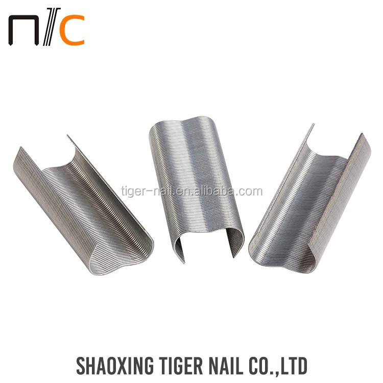 Hot Selling Silver color u-shaped staples