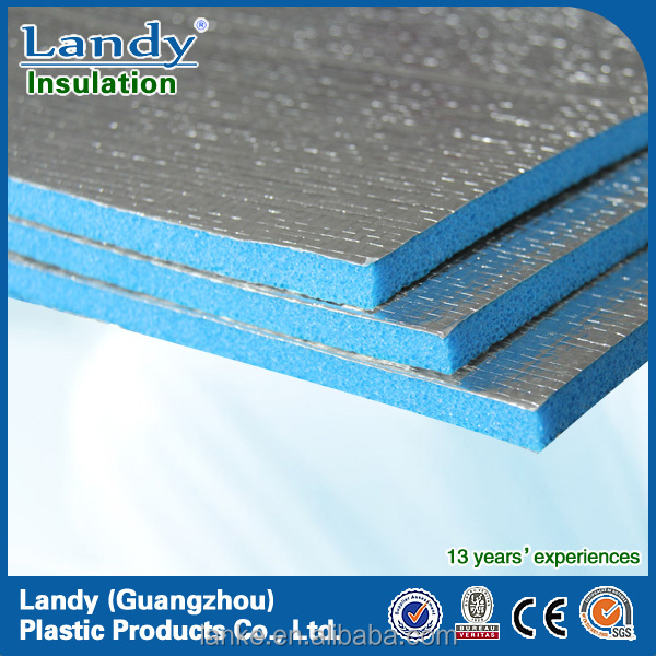 thermal insulation roof material for green house