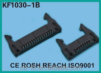 SHROUDED HEADER R/A 2.54MM BIG LATCH TYPE SQUARE PIN CONNECTOR