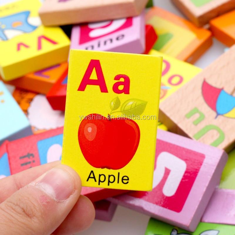 Portuguese Learning Toys : Multi funcional de madeira brinquedos educativos