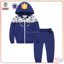 Boys Hoodies lovely fleece sets From Factory China Manufacturer child clothes
