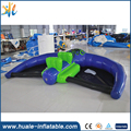 2017 Inflatable manta ray for water games/ inflatable flying fish manta ray for yacht