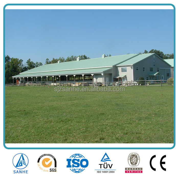 Agriculture galvanized steel for green house building