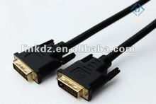 1.8M DVI-D Dual Link Male-to-Male DVI Cable