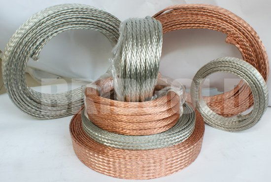 flexible braid annealed stranded copper conductor