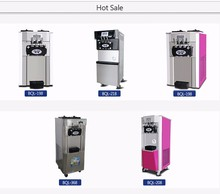 China commercial soft serve ice cream machine with cheap price sale