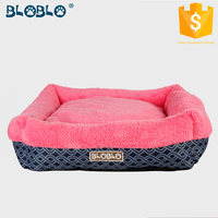 2016 Pet accessories luxury dog sex dog bed cushion