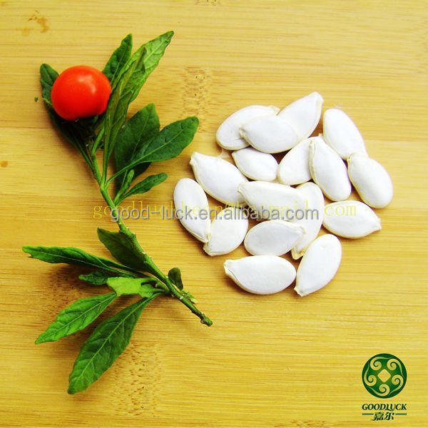 New Crop HQ Edible Snow White Pumpkin Seeds