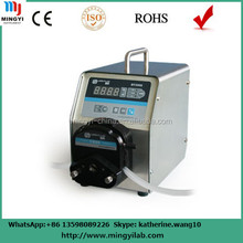 China market famous electric peristaltic pump