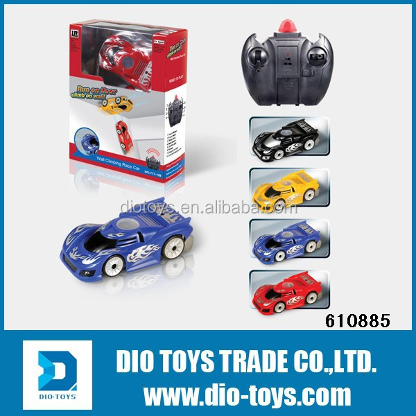 new toys for kid 2016 Infrared R/c Wall Climbing Cars