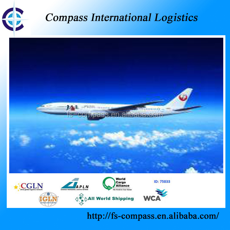 Cheap and Fast International air shipping from China to COAL HARBOUR SEA PLANE BASE,Canada